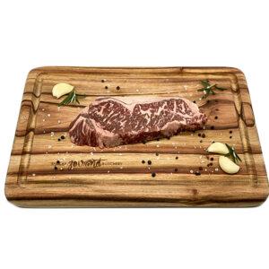 1x 250g Wagyu New york steak ( marble score 6+)