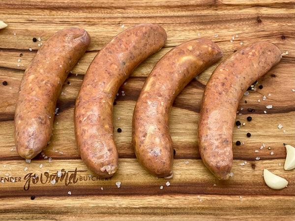 Mexican Nachos Gourmet Sausages 1kg