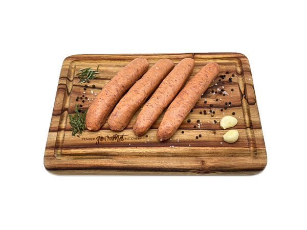 Plain beef Thick sausages 500g