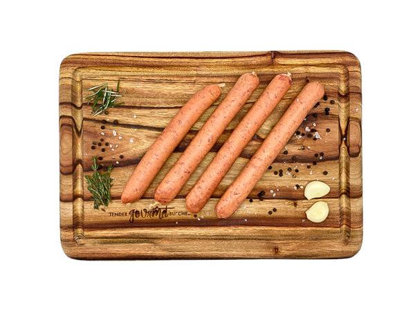 Plain beef Thin sausage 500g